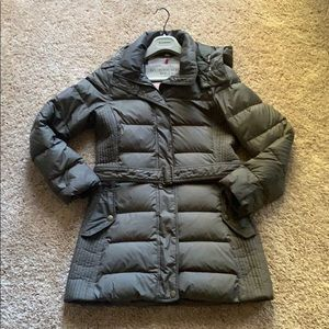 Burberry Brit Puffer Jacket